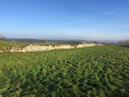 Hadrian's Wall (Steve Slack)